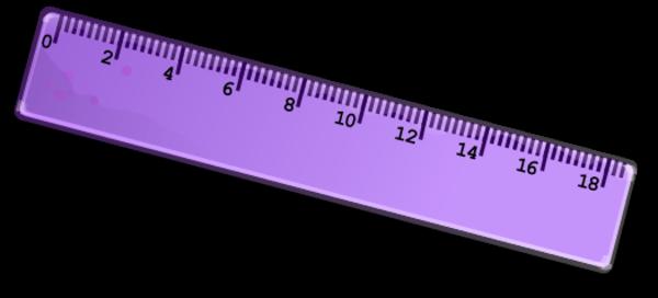 Centimeter Ruler Clipart .