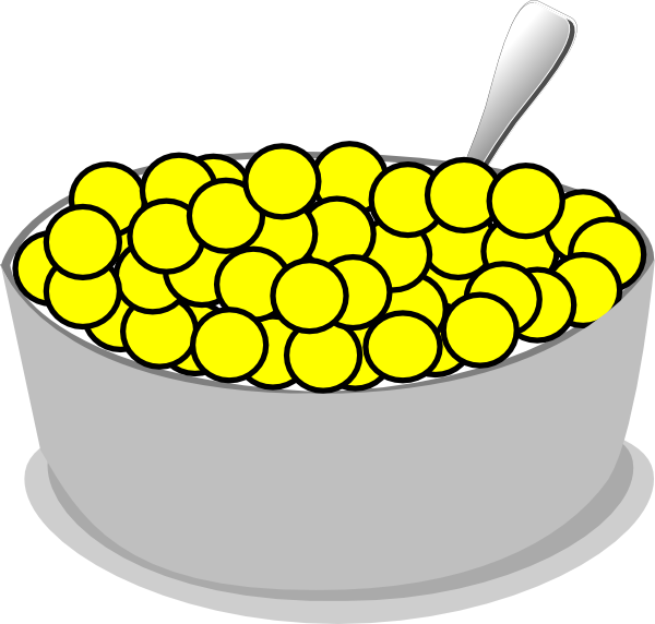 Cereal Bowl Clipart-Cereal Bowl Clipart-4