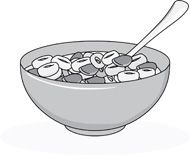 Cereal Bowl Clipart. Search .