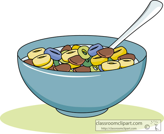 Chex Cereal Clipart #1