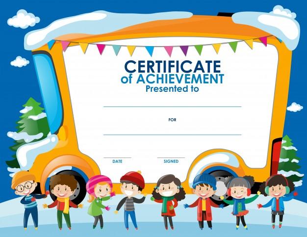 10 certificate template clipart clipartlook