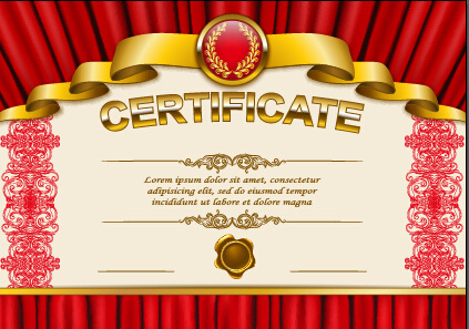 14 certificate template clipart clipartlook