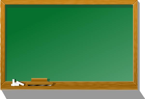 Chalkboard Clip Art-Chalkboard Clip Art-8