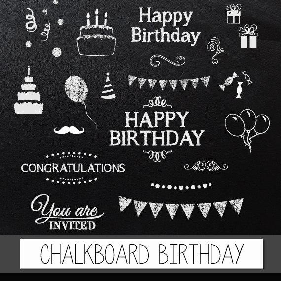 28 Free Chalkboard Clipart