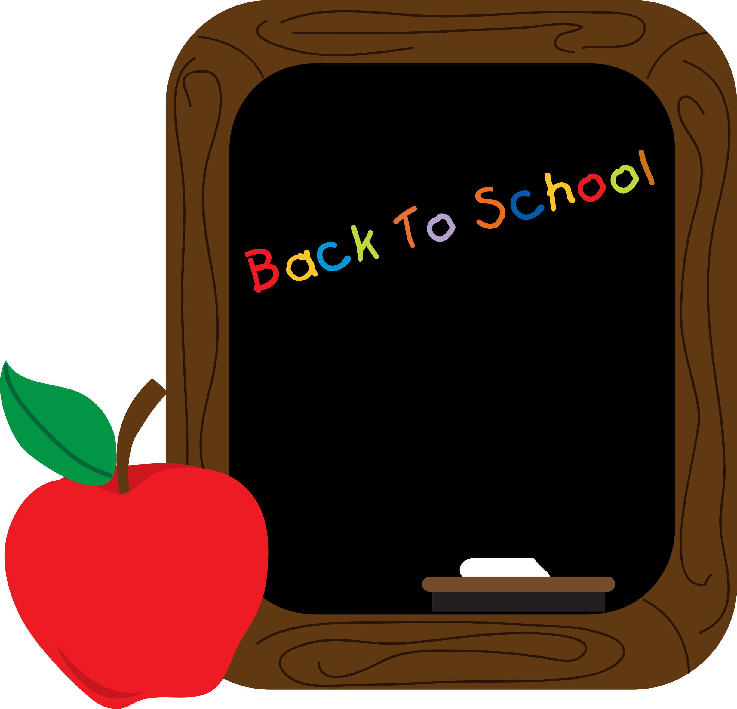 Chalkboard Clipart Free Clipart Images 2-Chalkboard clipart free clipart images 2-9