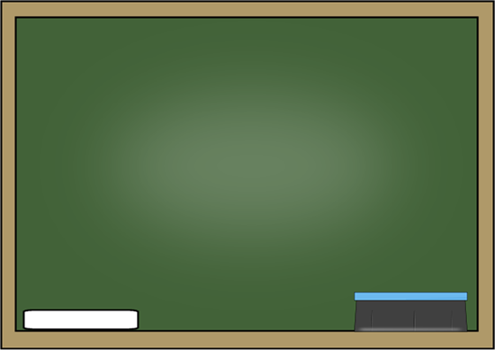 Chalkboard With Chalk And Eraser-Chalkboard with Chalk and Eraser-9