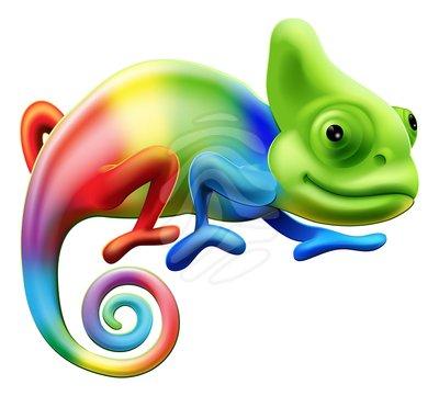 Chameleon Clip Art-Chameleon Clip Art-1