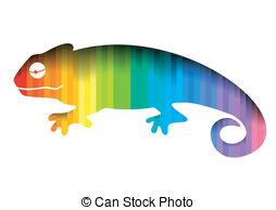 chameleon Clipartby ...