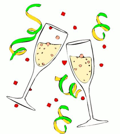 Champagne glass clip art free contempocorp 2