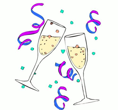 champagne glasses clip art . Champagne cliparts