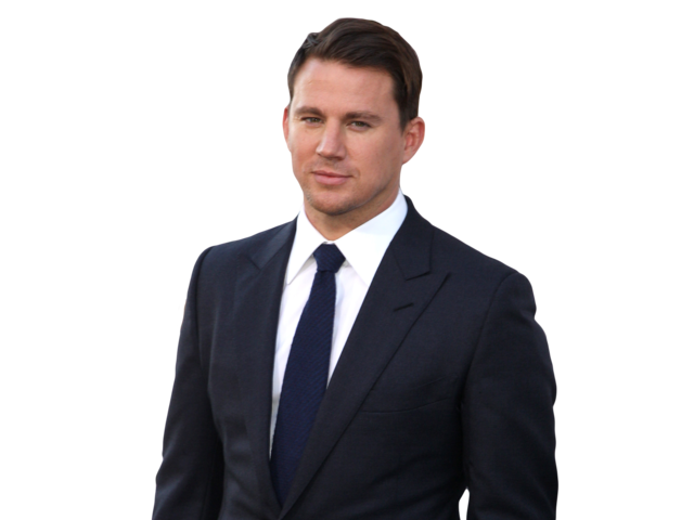 Channing Tatum PNG File