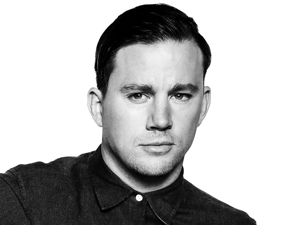 Channing Tatum PNG Photos