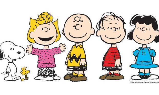 Charlie Brown Clipart u0026middot; Clip Art Header Letter Peanuts Gang Class Clip Art