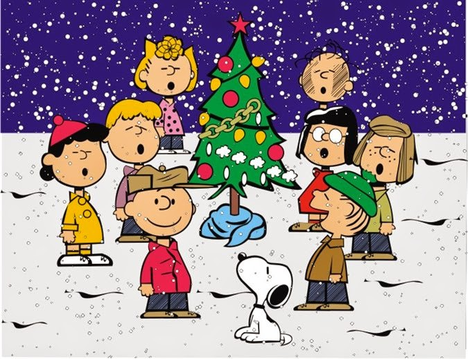 Charlie Brown coloring pages  - Charlie Brown Christmas Clipart