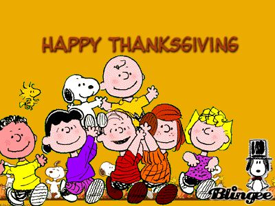 Charlie Brown Thanksgiving Clip Art