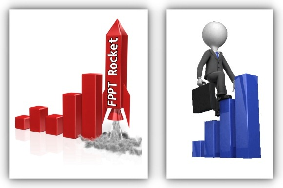Chart Animations And Clipart For PowerPo-Chart Animations And Clipart For PowerPoint Presentations-19