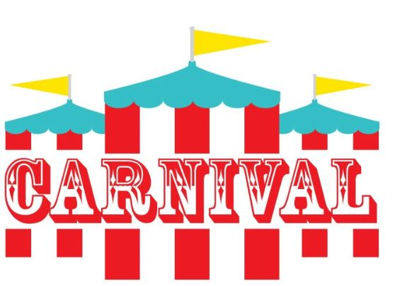 Check our carnival clip art on our site. Free downloads to use for your flyers