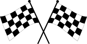 Checkered Flags Clip Art Images Checkere-Checkered Flags Clip Art Images Checkered Flags Stock Photos Clipart-3