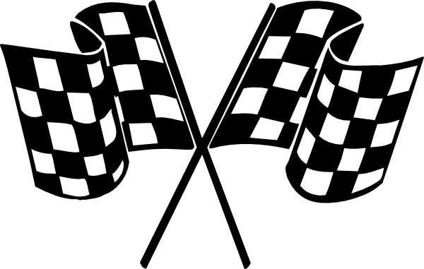 Checkered Racing Flags Clip Art At Clker-Checkered Racing Flags Clip Art At Clker Com Vector Clip Art Online-1