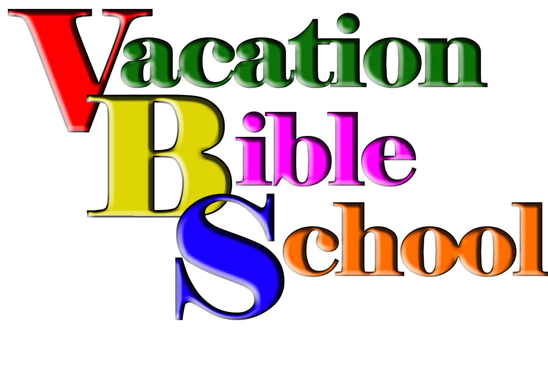 Checklist For Vacation Bible School Braggs Church Of Christ
