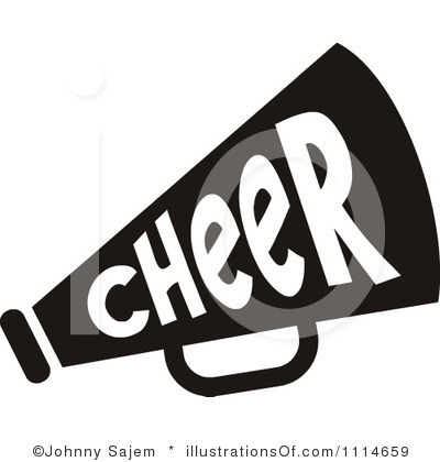 Cheer Clip Art
