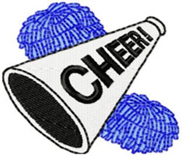 Cheer Pom Poms - Clipart ... Cheerleadin-Cheer Pom Poms - Clipart ... Cheerleading / Welcome .-18