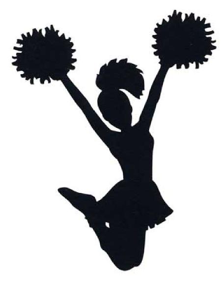 Cheer Poms Clip Art At Clker Com Vector Clip Art Online Royalty