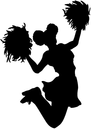 Cheerleading Clipart