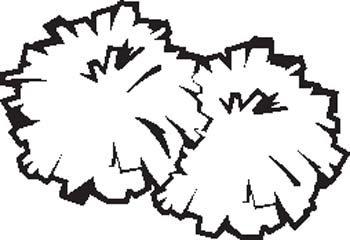 Cheerleading Clip Art u0026middot; cheerleading clipart u0026middot; Megaphone Clip Art