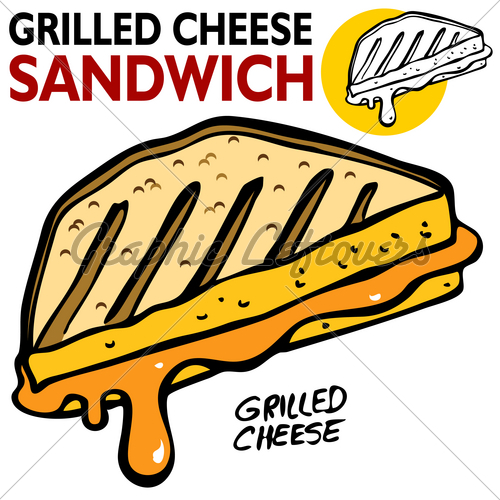cheese sandwich clipart-cheese sandwich clipart-9