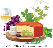 Cheese And White Wine-Cheese and white wine-3