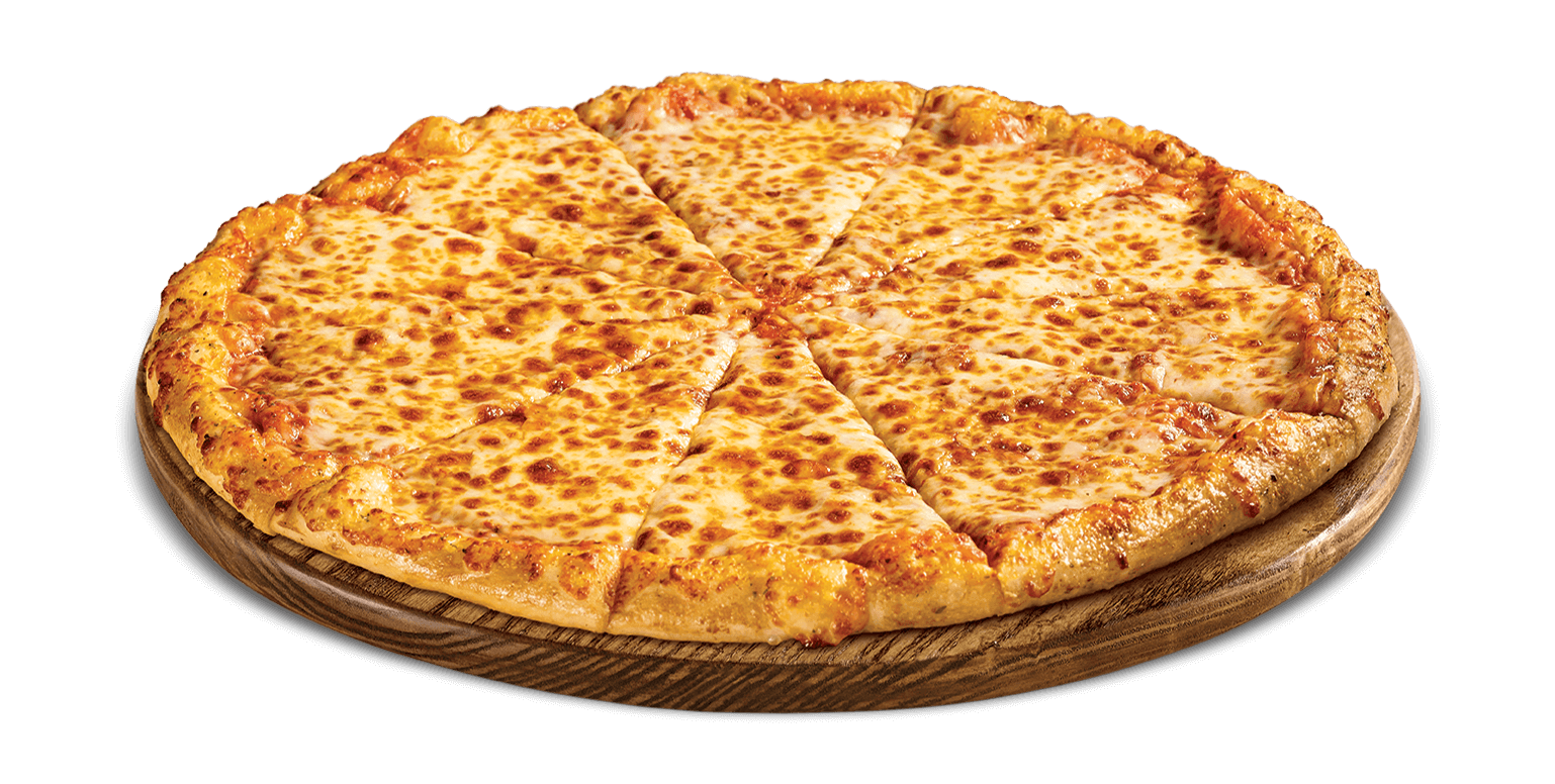 Cheese Pizza PNG Clipart