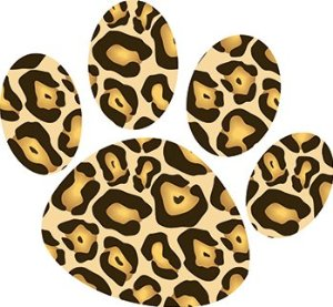 Cheetah Paw Prints Free Cliparts That You Can Download To You
