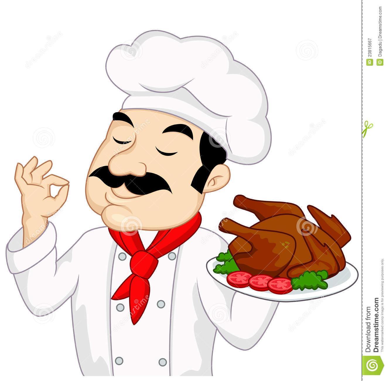 Chef Clipart-chef clipart-1