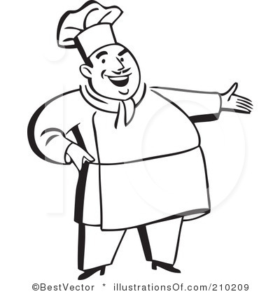 Free chef clipart image googl