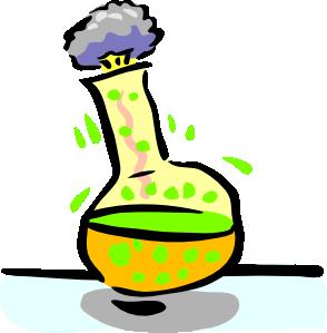 Chemical Experiment Clip Art . .-Chemical Experiment Clip Art . .-0