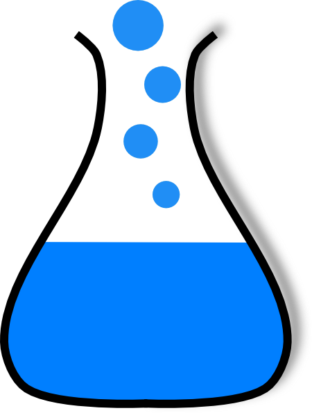 chemistry beaker clipart black and white-chemistry beaker clipart black and white-5
