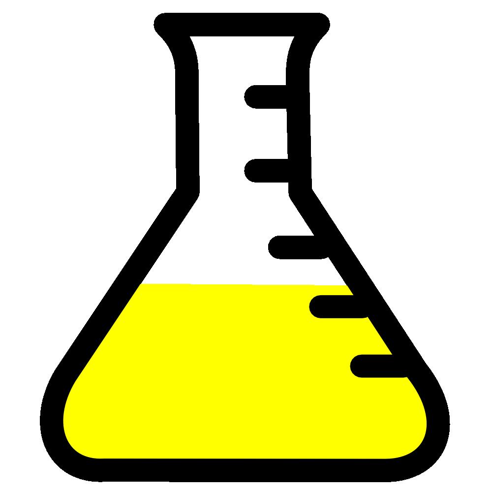 chemistry beaker clipart