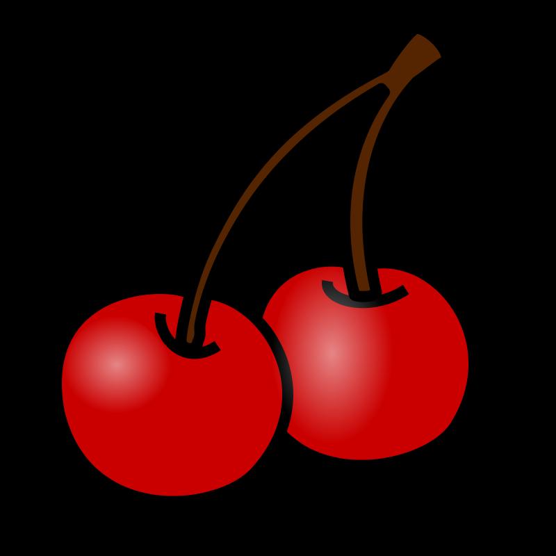 Cherry Clipart-Clipartlook.com-800