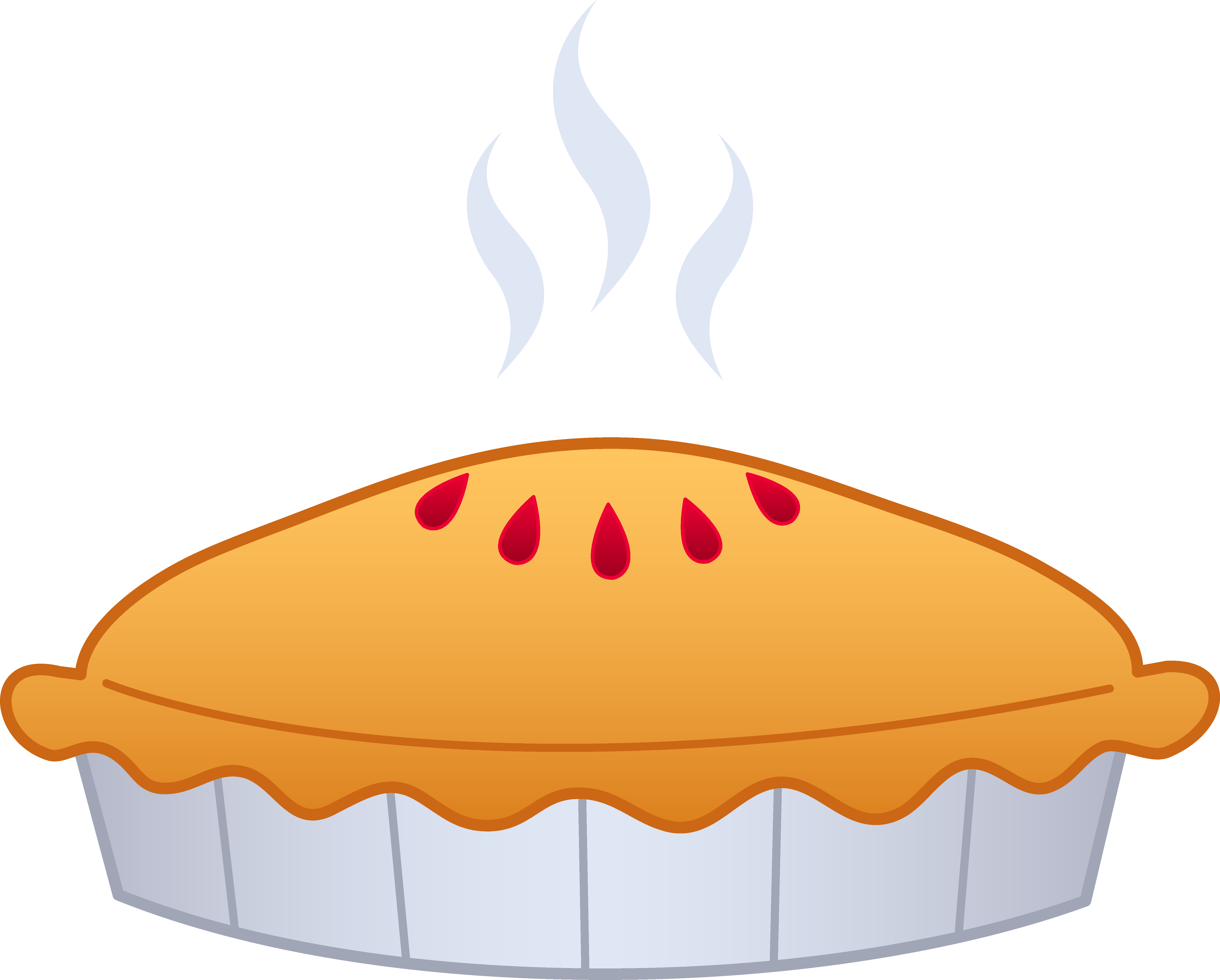 Cherry Pie Clip Art ..