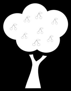 Cherry Tree Clip Art-Cherry Tree Clip Art-4