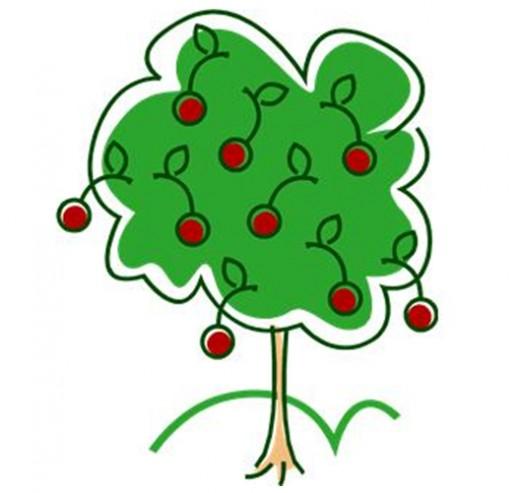 Cherry Tree Clip Art-Cherry Tree Clip Art-6