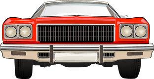 Retro Car Chevrolet. CHEVROLET. Vector I-Retro Car Chevrolet. CHEVROLET. Vector illustration of the classical car  Stock Image-20