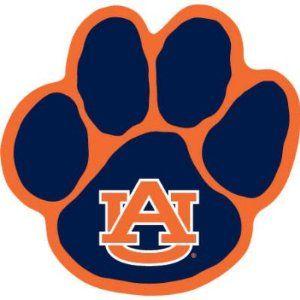 Chevron Auburn Tigers Logo Clipart - Free Clip Art Images
