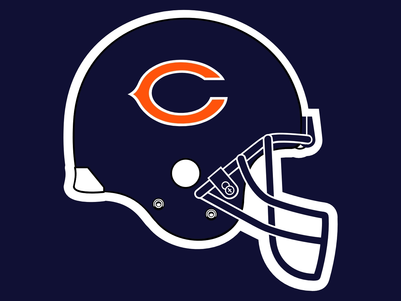 Chicago Bears Clip Art Amp Look At Clip Art Images Clipartlook