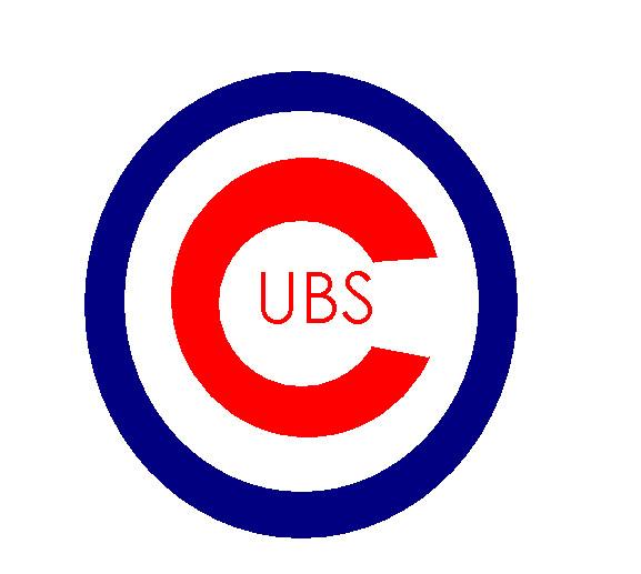 Chicago Cubs Logo Clip Art ..-Chicago Cubs Logo Clip Art ..-8