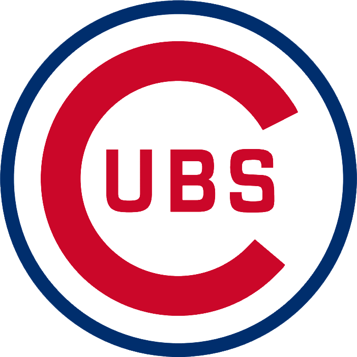 Chicago Cubs Primary Logo 1957 Large Red C In Cubs Inside A Thin