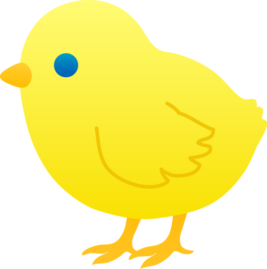 Chick clipart free clipart .