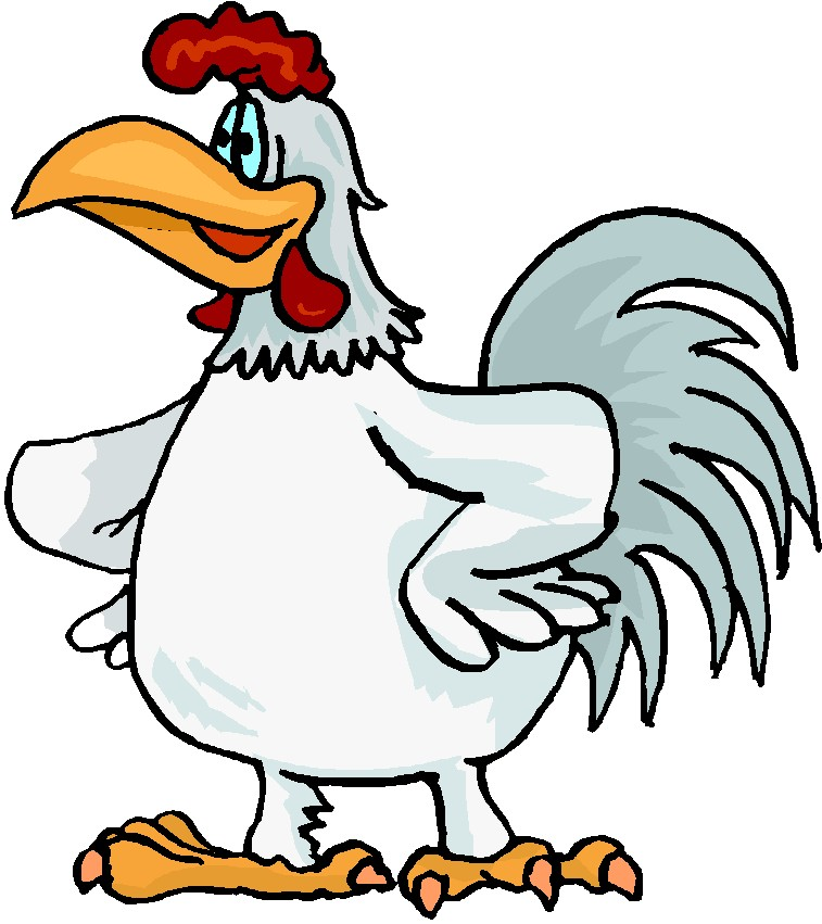 Chicken Clip Art - Chicken Clip Art