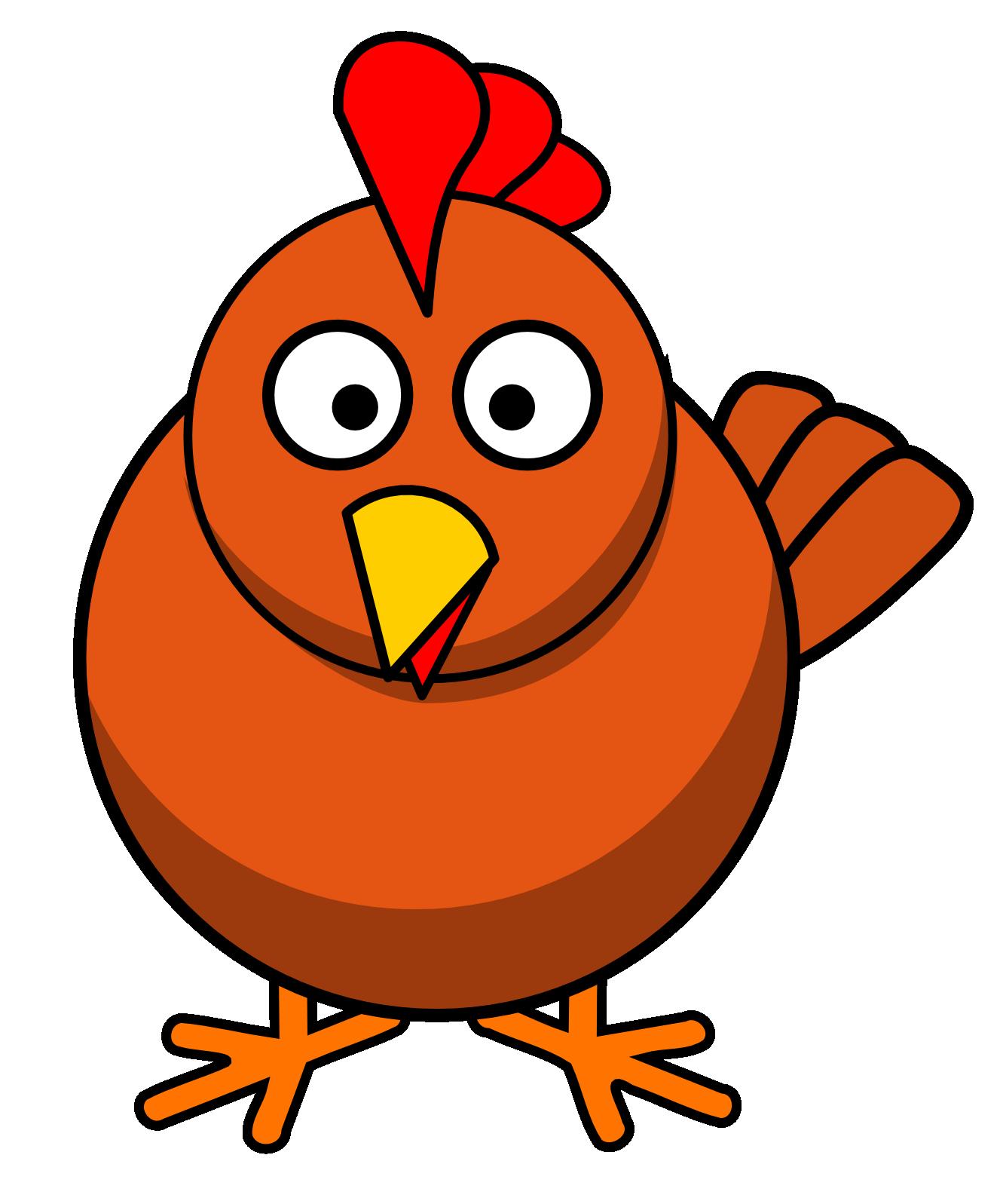 Chicken Clipart, Cute Chicken-Chicken clipart, Cute chicken-8